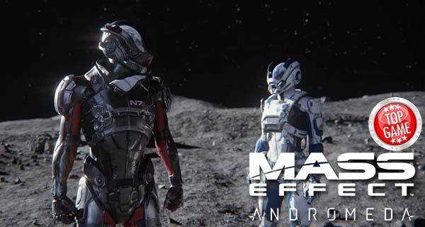 Mass Effect Andromeda bande-annonce du combat