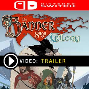 Banner Saga Trilogy Nintendo Switch Prices Digital or Box Edicion