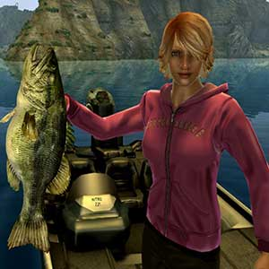 aventura de pesca inmersiva