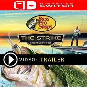 Bass Pro Shops The Strike Nintendo Switch Precios Digitales o Edición Física