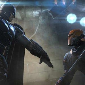 Batman Arkham Origins Attack