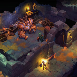 Battle Chasers Nightwar - Gameplay Image
