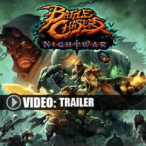 Comprar Battle Chasers Nightwar CD Key Comparar Precios