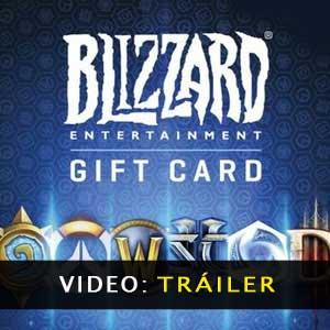 Tarjetas Blizzard | Tarjeta de Regalo Blizzard