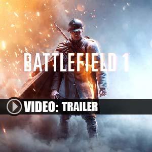 Comprar Battlefield 1 CD Key Comparar Precios