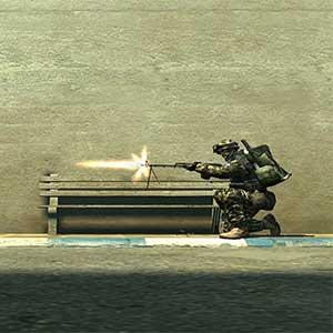 Battlefield 2 Disparar