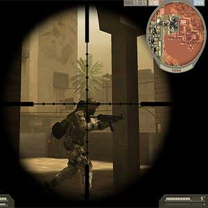 Battlefield 2 Apunta