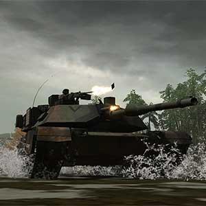Battlefield 2 Tanque