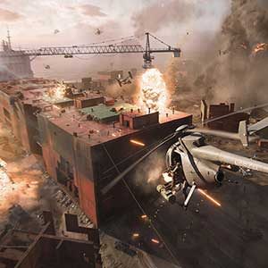Battlefield 2042 Helicóptero De Ataque