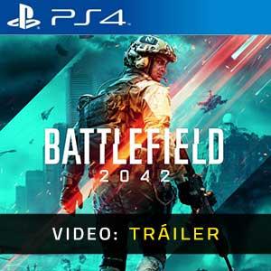 Battlefield 2042 PS4 Tráiler En Vídeo