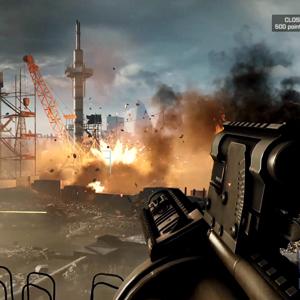 Battlefield 4 Batalla