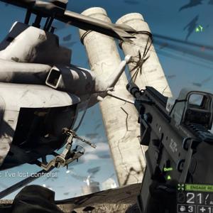 Battlefield 4 PS4 Batalla aérea