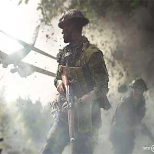Soldados únicos del campo de batalla
