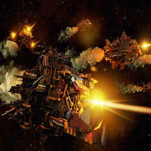Battlefleet Gothic Armada Gameplay