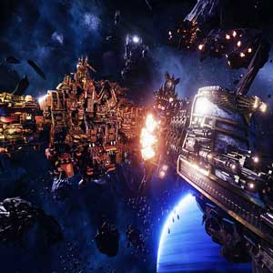 Battlefleet Gothic Armada Caos