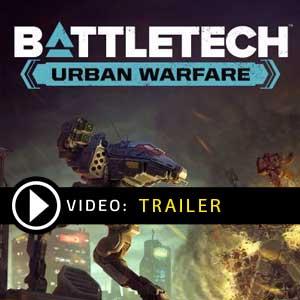 Comprar BATTLETECH Urban Warfare CD Key Comparar Precios