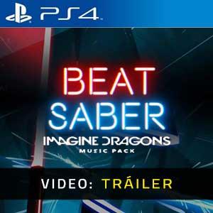 Beat Saber Imagine Dragons Music Pack Video de juego para PS4