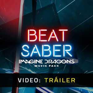 Beat Saber Imagine Dragons Music Pack Video Tráiler