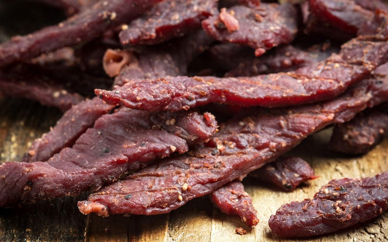 low sodium low sugar lean beef jerky
