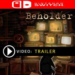 Beholder Nintendo Switch Prices Digital or Box Edition