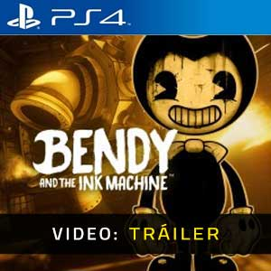 Bendy and the Ink Machine PS4 Tráiler En Video