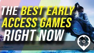 15 de los mejores juegos de acceso anticipado