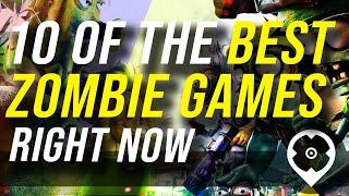 Los 10 mejores juegos de zombis ahora mismo