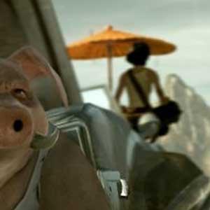 Cerdo híbrido - ZHOU YUZHU