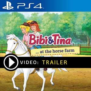 Bibi & Tina at the horse farm
