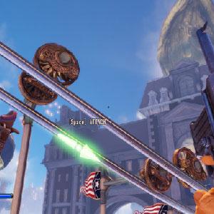 A Pistol Weapon in Bioshock Infinite