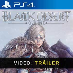 Black Desert Online PS4 Video Dela Campaña