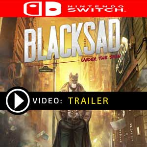 Blacksad Under the Skin Nintendo Switch Prices Digital or Box Edition