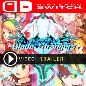 Blade Strangers Nintendo Switch Prices Digital or Box Edicion