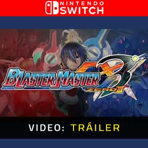 Blaster Master Zero 3 Nintendo Switch Vídeo Del Tráiler