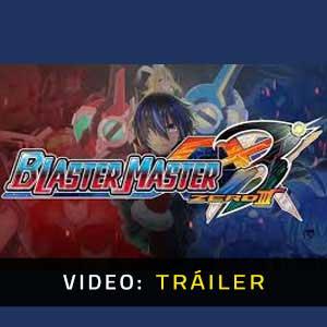 Blaster Master Zero 3 Vídeo Del Tráiler