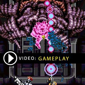 Blazing Chrome Gameplay Video