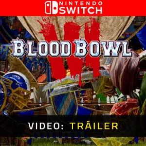 Blood Bowl 3 Nintendo Switch Tráiler En Vídeo