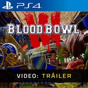 Blood Bowl 3 PS4 Tráiler En Vídeo