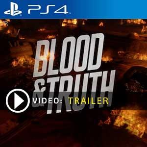 Comprar Blood Truth PS4 Code Comparar Precios