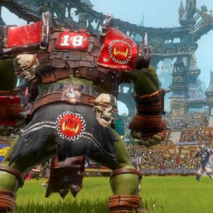 Captura de pantalla de Blood Bowl 2 Player