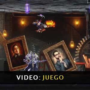 Bloodstained Ritual Of The Night Vídeo Del Juego