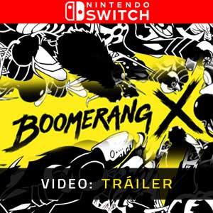 Boomerang X Nintendo Switch Video Dela Campaña