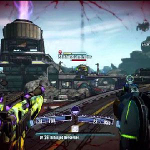 Borderlands 2 Gameplay Image
