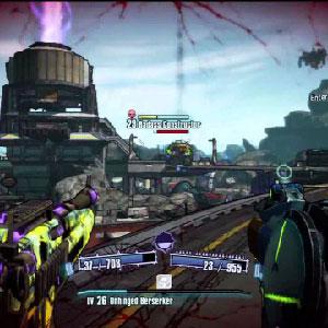 Borderlands 2 Gameplay Image