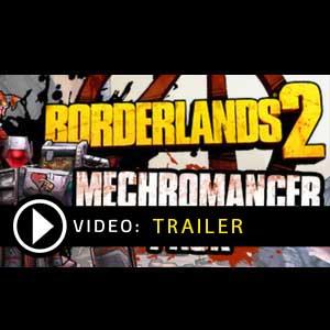 Comprar Borderlands 2 Mechromancer Pack CD Key Comparar Precios