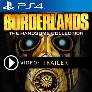 Comprar Borderlands The Handsome Collection Ps4 Code Comparar Precios
