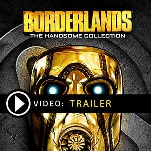 Comprar Borderlands The Handsome Collection CD Key Comparar Precios