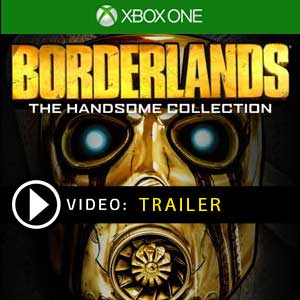 Comprar Borderlands The Handsome Collection Xbox One Code Comparar Precios