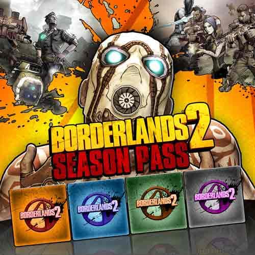 Comprar clave CD Borderlands 2 season pass y comparar los precios