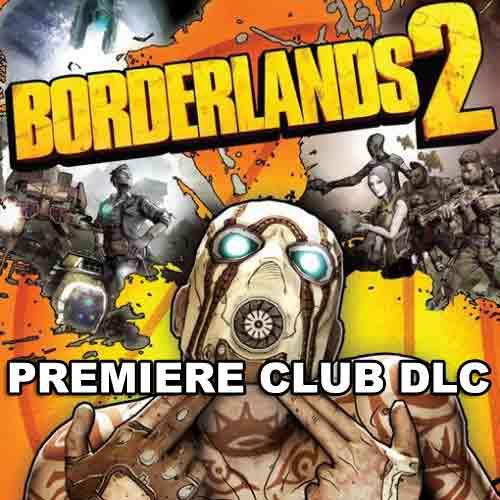 Comprar clave CD Borderlands 2 Premiere Club Edition y comparar los precios